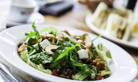 Salades à déguster en été