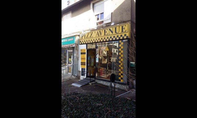 Pizz'Avenue Besançon - Pizza sur place ou à emporter